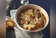 Gratinée à l'oignon Chili, Cooking, Onion, Gratin, Kitchen, Chile, Chilis, Cuisine