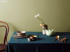 Våren og sommerens frodige farger - LADY Inspirasjonsblogg Aprilgrønn