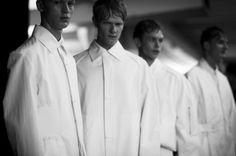 Damir Doma Menswear S/S 2014 | Photo: Adam Katz Sinding