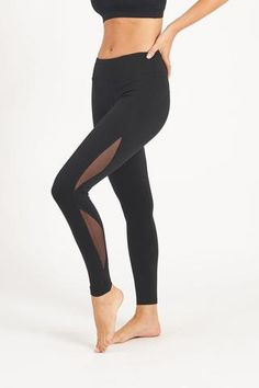 DBX Performance Compression Legging - Full Length | Women's Yoga and Activewear Clothing Online | Dharma Bums