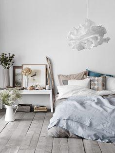 Inspiration till dina drömmars sovrum | ELLE Decoration