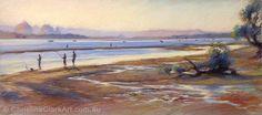 Beautiful Bribie Clark Art, Vibrant Colors, Colours, Pastel, Portrait, Flowers, Painting, Animals, Inspiration