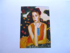 UKRAINIAN MODERN POSTCARD DREAMING GIRL Tie Dye, Modern, Ebay, Trendy Tree, Tye Dye