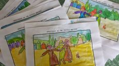 """MaestraViaggiatrice: Un quadro per la felicità: """"Girotondo di tre piccole bretoni"""" di Gauguin."""