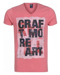 T-shirt Tannoy rood