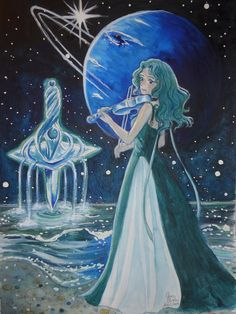 Lullaby from Triton by Delight046 on DeviantArt