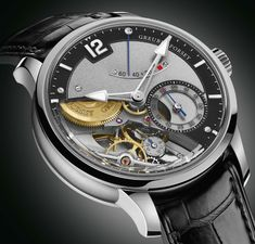 A few more novelties released at #SIHH2018! We're here with the Greubel Forsey Différentiel d'Égalité.