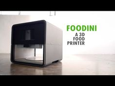 Will 3-D Printed Food Become as Common as the Microwave?