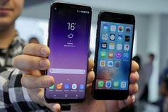 Công ty nghiên cứu và phân tích Strategy Analytics vừa công bố số liệu mới nhất về giá của những chiếc điện thoại đến từ Apple và Samsung tại Mỹ. Kết quả thu được khá thú vị, khi mà mức giá trung bình của...