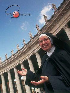 Sr Wendy's Vatican Audio Tour
