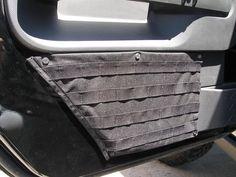 Jeep JK Wrangler MOLLE Door Panels by Raingler