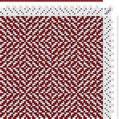 4 shaft weaving drafts - Bing Images