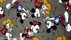 50x180 Disney Maus JERSEY Babyjersey Jersey Meterware Pumphose Beanie in Bastel- & Künstlerbedarf, Stoffe | eBay!