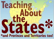Student Appropriate Websites to learn about the 50 states!