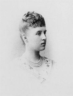 Gran Duquesa Alexandra Georgievna de Rusia