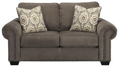 Emelen Loveseat by Signature Design By Ashley at Conlin's Furniture