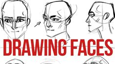 Drawing the Head in Different Angles || artofpan