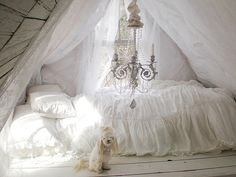 Doesn't everyone want an attic like this?