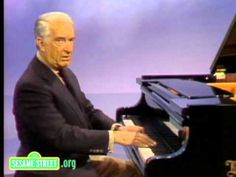 Sesame Street: Practicing Scales With Victor Borge Music Theater, Theatre, Victor Borge, Child Development, Classical Music, Art Music, All About Time, Music Videos, Homeschool