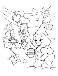 Resultado de imagem para desenhos para colorir dos ursinhos carinhosos