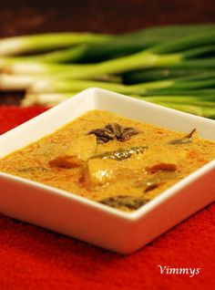 Fish Curry with Coconut Milk (Kerala Style)