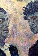 Striking and creative art from Mark Mcfadden Creative Art, Irish, Artwork, Painting, Work Of Art, Irish Language, Auguste Rodin Artwork, Painting Art, Artworks