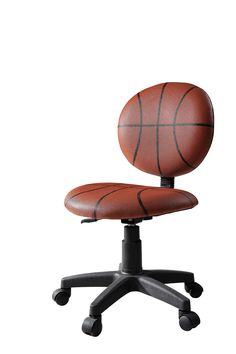 BASKETBALL OFFICE CHAIR -W/P2