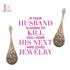 """Earrings to die for! #pinkathon #donate #sunday #love #diamonds #jewelry #holiday #sharsheret @jenkpix"" ----------------------------------------- www.jenkdesignsny.com instagram: @jenkpix"