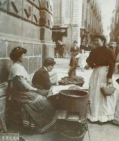 Castanyera. Esglesia Betlem, Rambles 1916