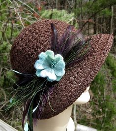 such a pretty hat
