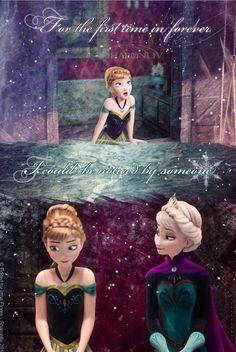 Disney Frozen Anna and Elsa Walt Disney, Disney Films, Disney And Dreamworks, Disney Love, Disney Magic, Disney Art, Disney Pixar, Disney Characters, Disney Princesses
