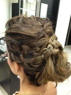 Blog Cris Moreira - make e penteado para noivas na mulher cheirosa 12