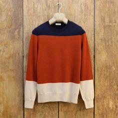 Dries Van Noten : Midnight Crew Sweater