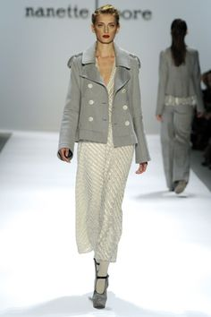 Last Year -Fall 2011 - Nanette Lepore