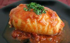 Καλαμαράκια γεμιστά με ρύζι και λαχανικά
