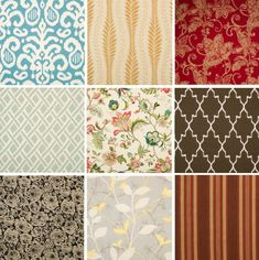 New fabrics from 3 Day Blinds