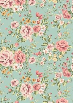 Wallpaper de flores