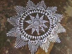 Image result for bengali alpana patterns images