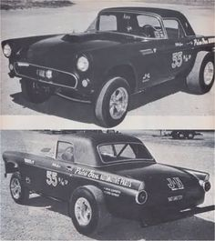 Vintage Drag Racing - T-Bird