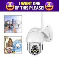 Take your security system to the next level 😱 Get instant live stream no matter where you are with the DigiEye Outdoor Wifi Camera 📸 Video Security System, Home Security Systems, Outdoor Camera, Home Camera, Home Gadgets, Home Safety, Security Cameras For Home, Cool Inventions, Useful Life Hacks
