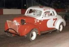 Craig Nelson's #7 - 1940 Ford Coupe Stock Car