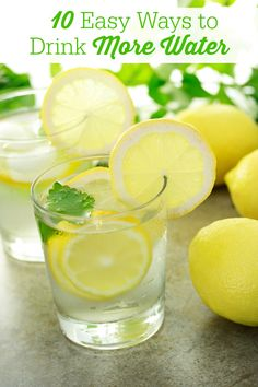 10 Easy Ways to Drin
