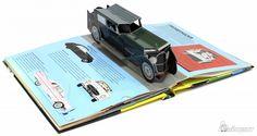 Иллюстрация 1 из 11 для Автомобили. Книжка-раскладушка - Роберт Кроутер | Лабиринт - книги. Источник: Лабиринт