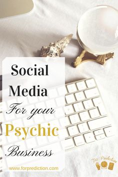 Marketing your psychic business online will become a breeze when you learn social media strategy. Social media can help you to build relationships and spread your spirituality, often, for free. Online marketing is good for Tarot readers, mediums and beyond. This post contains tips and ideas so you can get started.| For Prediction |