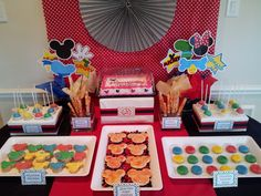 "Photo 1 of 27: Mickey Mouse Clubhouse / Birthday ""Mickey Mouse Clubhouse 1st Birthday"" 