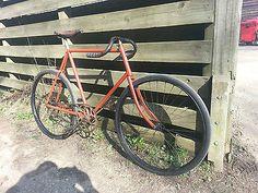 Vintage bicycles by bingobonus