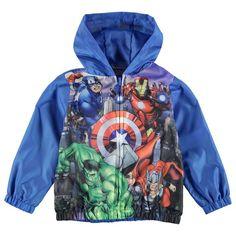 Boys Marvel Avengers Raincoat