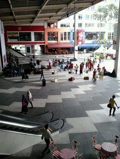 Surabaya Town Square (SUTOS) in Surabaya, Jawa Timur