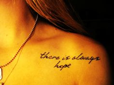 Sexy Short Life Quote Tattoos for Girls - Hot Shoulder Short Life Quote Tattoos for Girls