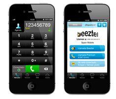 Como llamar gratis o super barato con Beeztel desde tu Smartphone http://beeztel.com/blog/como-llamar-con-beeztel-a-traves-de-datos/